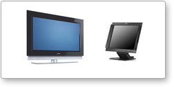 LCD Strømforsyning til TFT Monitor, LCD Displays og plasma TV
