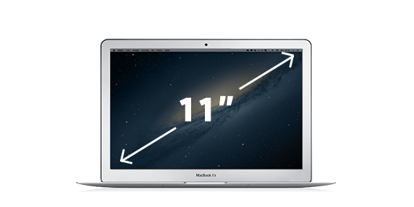 Apple MacBook Air 11 tommer