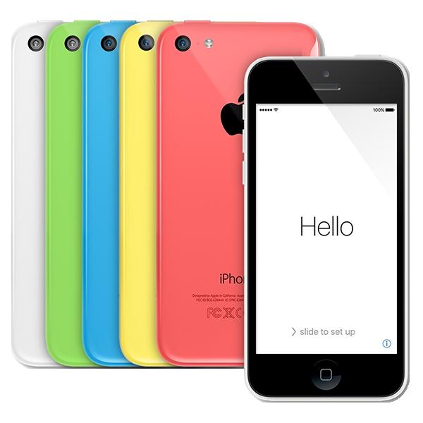iPhone 5, 5C eller 5S bottom