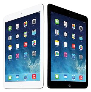 Apple iPad 5 Air - Reservedele og Tilbehør