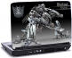 Laptop skin med Transformers og teksten - Blackout Decepticon