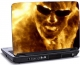 Laptop skin Matrix theme med agent Smith