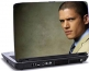 Laptop skin med Michael scofield fra Prison Break