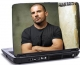 Laptop skin med Lincoln Burrows fra Prison Break
