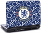Laptop skin med Chelsea Football Club motiv