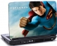Laptop skin med Superman motiv