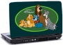 laptop skin med Walt Disneys Lady & vagabonden