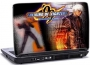 "laptop skin med teksten ""The King og Fighters 99 - Millennium Battle"""