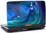 laptop skin fra World Of Warcraft med Night Elf