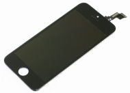 Kampagne vare, iPhone 5c LCD & Digitizer Touch skærm - Sort - Grade A+