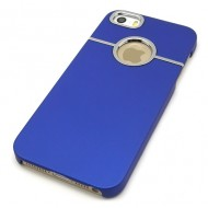 KAMPAGNE VARE, iPhone 5G/5s/SE Fashion Cover Case - blue