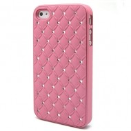KAMPAGNE VARE, iPhone 4/4s Smart Fancy Case - Pink