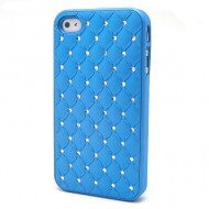 KAMPAGNE VARE, iPhone 4/4s Smart Fancy Case - blue