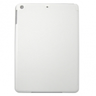KAMPAGNE VARE, iPad air 5 Smart Flip Cross Line Smart Cover Case - Hvid