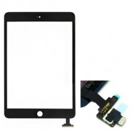 Kampagne vare, iPad Mini 1 / 2 Digitizer Touch Skærm Assembly - Sort - Grade A+