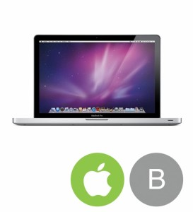 "Apple Macbook Pro 13,3"" - Intel i5 3210M 2,5GHz 500GB HDD 4GB (Mid-2012) - Grade B"