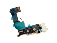 Kampagne vare, iPhone 5s Oplader Port med Flex - Black