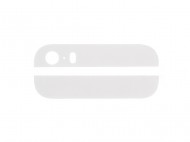 Kampagne vare, Apple iPhone 5S battery Door glass lens - Hvid