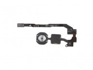 Kampagne vare, Apple iPhone 5S Home Button with Flex Cable - Sort