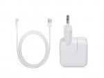 Apple iPad lader sæt med USB kabel til iPad 4, Air, Mini, etc. (10 Watt)