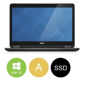 "Dell Latitude E7440 Ultrabook - Intel i5 4200U 1,6GHz 128GB SSD 8GB 14"" Win10 Pro - Grade A"
