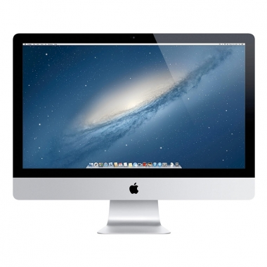 "27"" Apple iMac - Intel i5 4670 3,4GHz 1TB HDD 16GB (Late-2013) - Grade A"