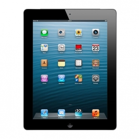 Apple iPad 2 16GB WiFi (Sort) - Grade B