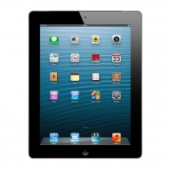 Apple iPad 3 32GB WiFi + Cellular (Sort) - Grade B
