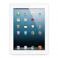 Apple iPad 4 16GB WiFi + Cellular (Hvid) - Grade B