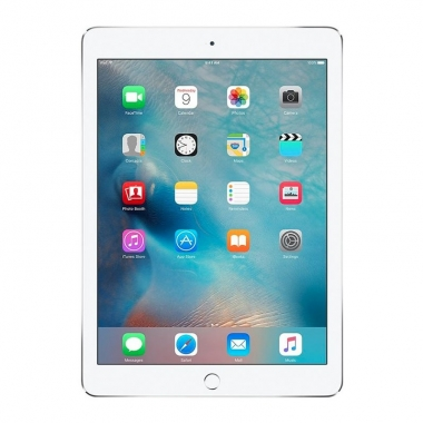Apple iPad Air 2 64GB WiFi + Cellular (Sølv) - Grade C