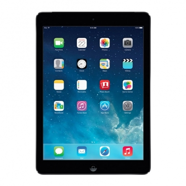 Apple iPad Air 32GB WiFi (Space Gray) - Grade B (Med Reuseit Sticker)
