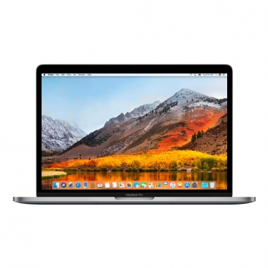 "13"" Apple MacBook Pro Touch Bar (Sølv) - Intel i5 6267U 2,9GHz 500GB SSD 8GB (Late-2016) - Grade A"