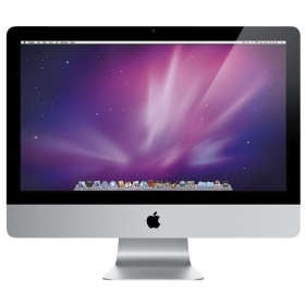"Apple iMac 21,5"" - Intel 2 Duo E7600 3,06GHz 500GB HDD 4GB (Late-2009) - Grade A"