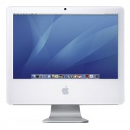 17 Apple iMac - Intel 2 Duo T5600 1,83GHz 160GB HDD 1GB (Late-2006) - Grade A